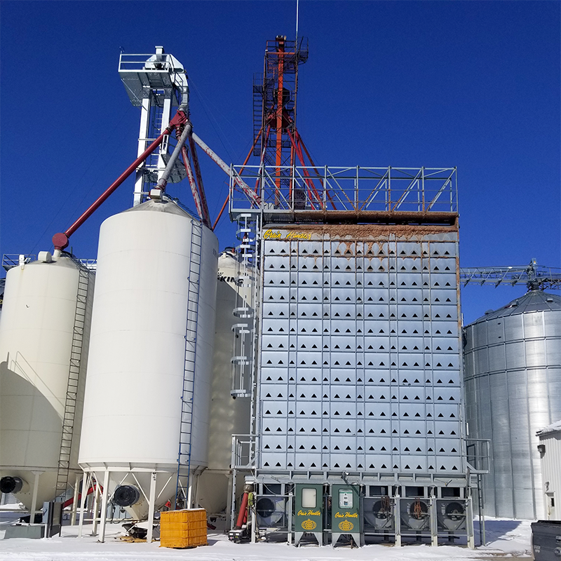 Advanced Grain Handling Used Equipment - ADVANCED GRAIN HANDLING SYSTEMS